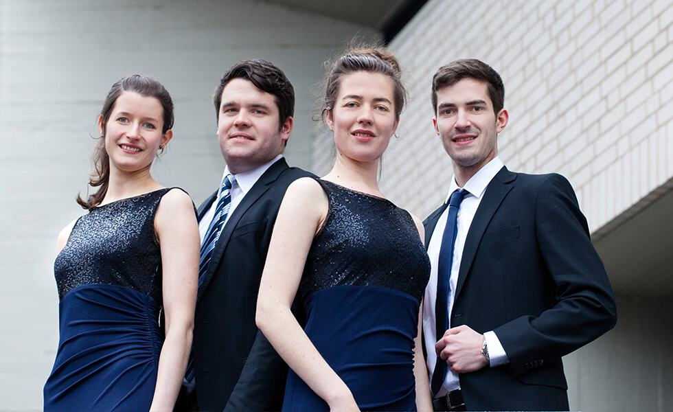 Jürgen Ponto-Stiftung Musik Aris Quartett