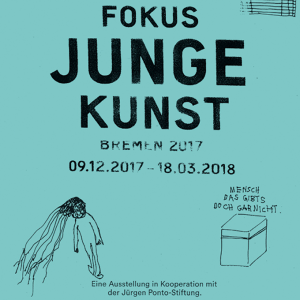 Jürgen Ponto-Stiftung Fokus Junge Kunst