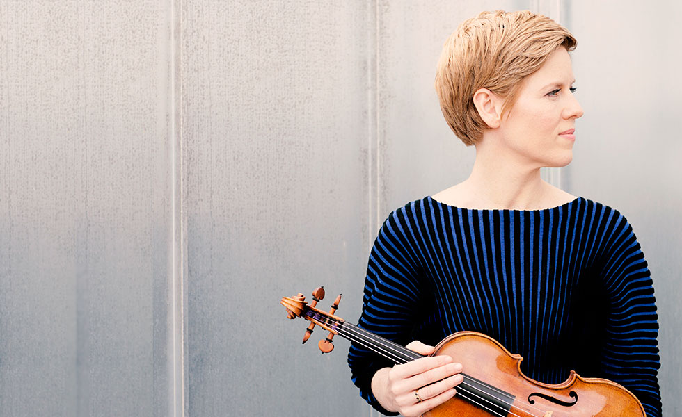 Isabelle Faust Violine Jürgen Ponto-Stiftung
