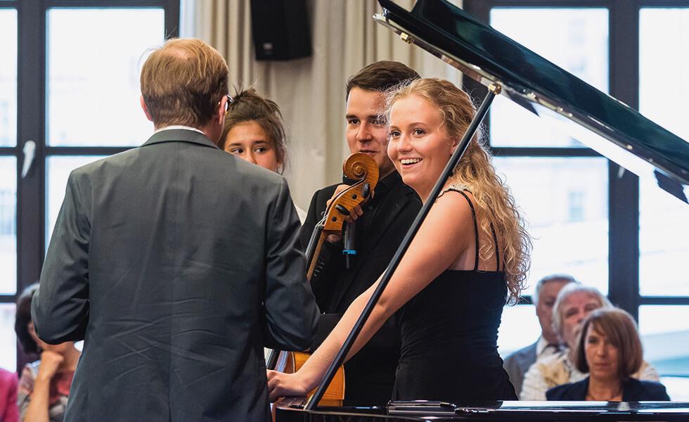 Jürgen Ponto-Stiftung Musik