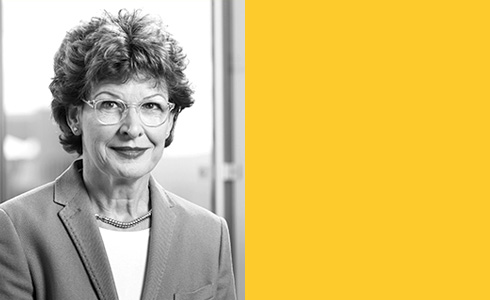 Doris Schwerdtfeger Jürgen Ponto-Stiftung